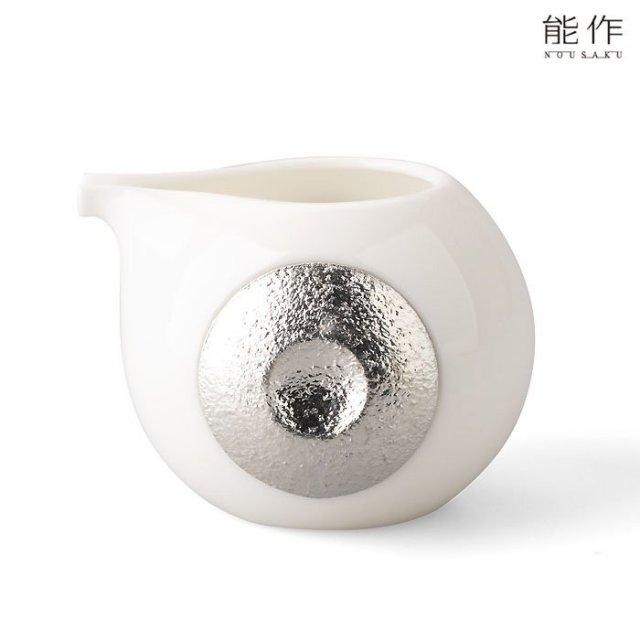 能作 ちょい呑 - 片口 酒器 徳利 錫 磁器 日本製 200?t