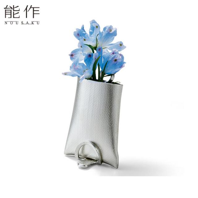 能作 錫の一輪挿し フラワーベース すずはな 花器 花びん おしゃれ 日本製 ギフト
