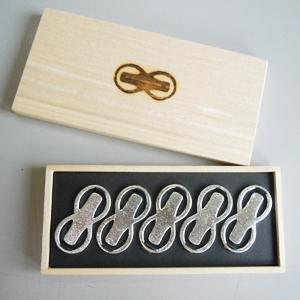 能作 錫の箸置き ギフト