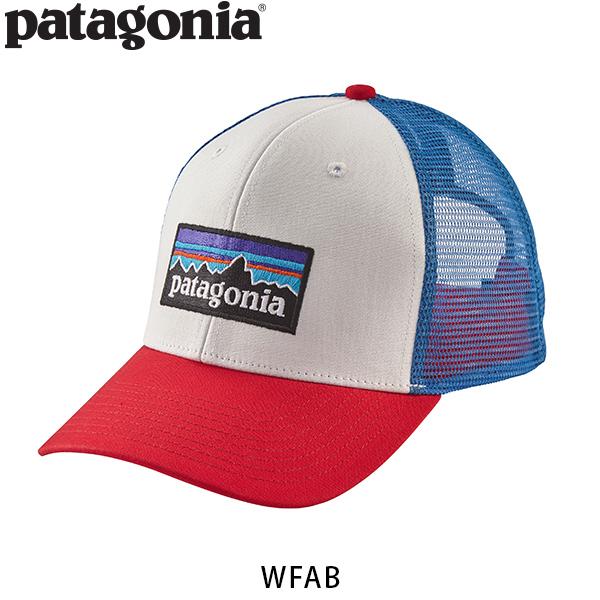 パタゴニア patagonia P-6ロゴ・トラッカー・ハット P-6 Trucker Hat 38017