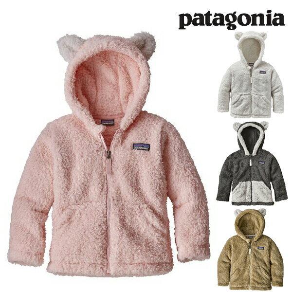Patagoniaパタゴニア61155ベビー・ファーリー・フレンズ・フーディBabyFurryFriendsHoody