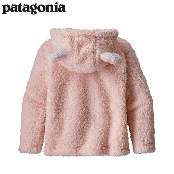 Patagoniaパタゴニアベビー・ファーリー・フレンズ・フーディ2018FW秋冬新作BabyFurryFriendsHoody61155