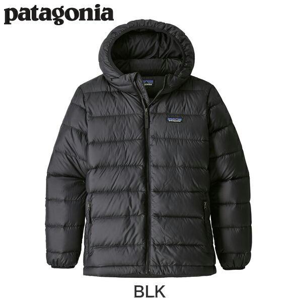 Patagoniaパタゴニア68207ボーイズ・ハイロフト・ダウン・セーター・フーディBoys'Hi-LoftDownSweaterHoody2017FW