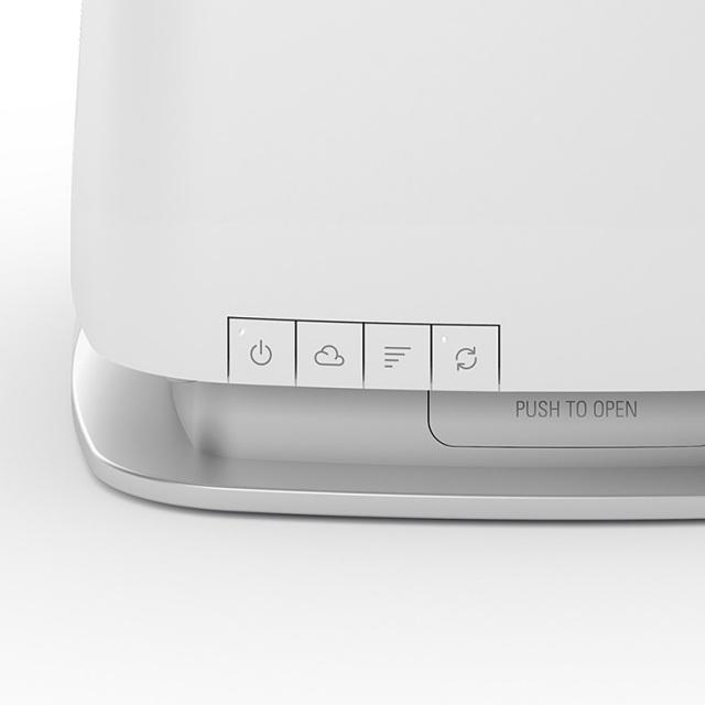 卓上 超音波式加湿器 アロマ対応 Stadler Form Eva little スタドラーフォーム コンパクト デザイン家電 おしゃれ