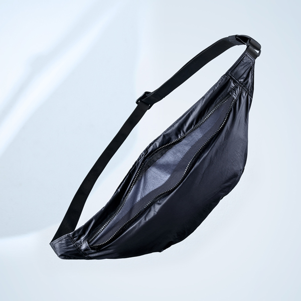 世界最薄・最軽量クラス リップストップ ナイロン スリングバッグ THE MONSTER SPEC SLING BAG ボディバッグ 強撥水