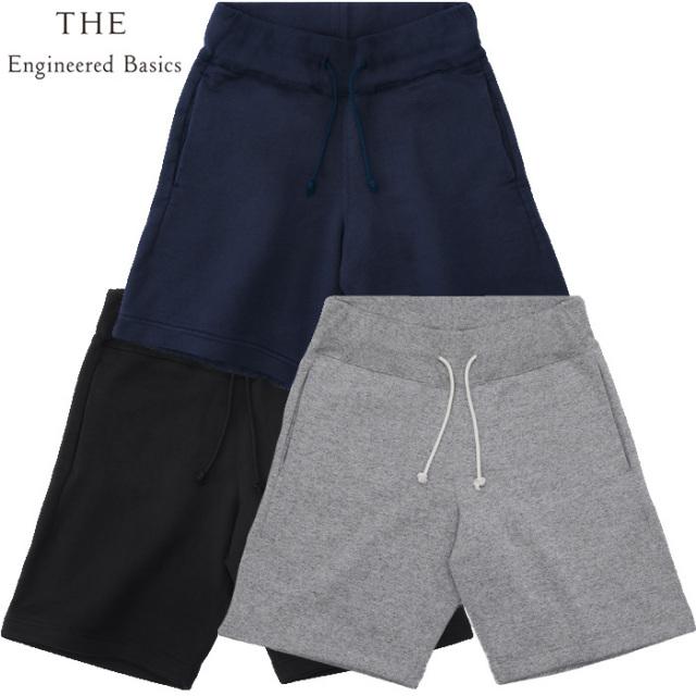 THE JAXAの技術を応用したスウェット ショートパンツ メンズ Sweat Short Pants 短パン ハーフパンツ