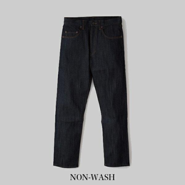 ヴィンテージ・リーバイスのパターンを使った日本製デニムTHEJeansStretchforRegularNON-WASH