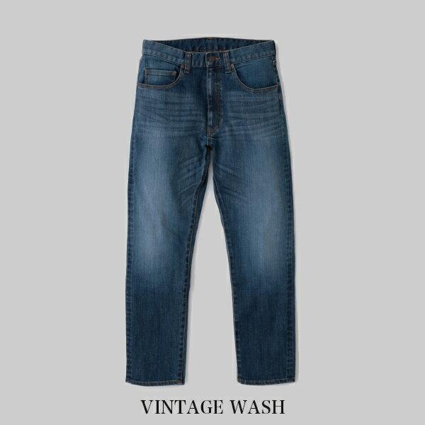 ヴィンテージ・リーバイスのパターンを使った日本製デニムTHEJeansStretchforRegularVINTAGEWASH