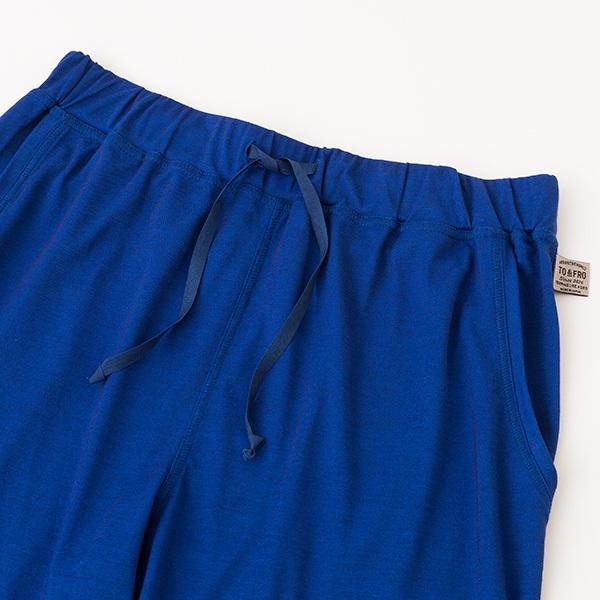 TO&FRO リラックスパンツ ルームウェア メンズ レディース 薄手 抗菌防臭 吸水速乾 部屋着 COMFORTABLE PANTS