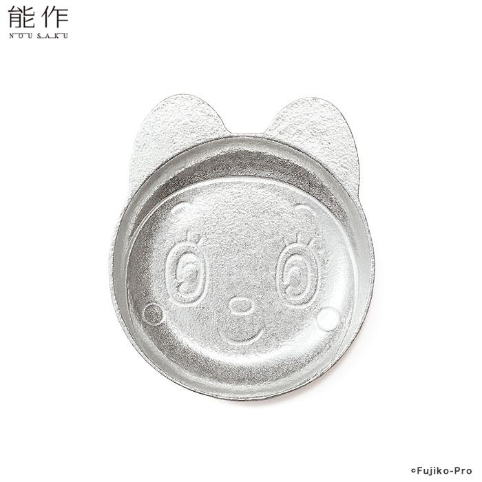 能作 ドラミちゃん豆皿 ドラえもんシリーズ 錫100% 日本製 デザート皿 アクセサリートレー コースター