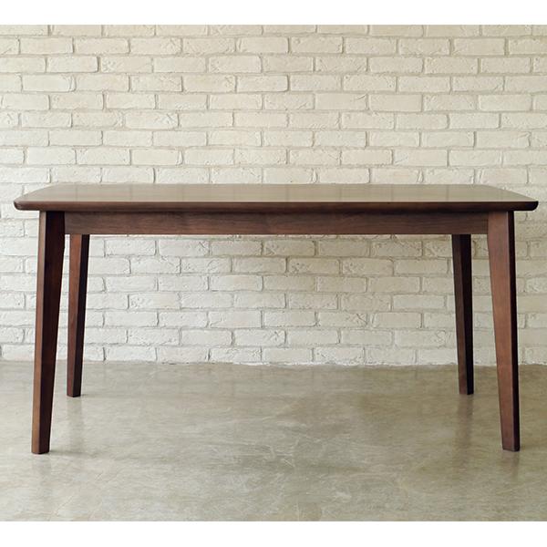 【送料無料】 カフェ風 ダイニングテーブル 幅150 CLK