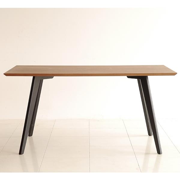 【送料無料】 カフェ風デザインのダイニングテーブル FL