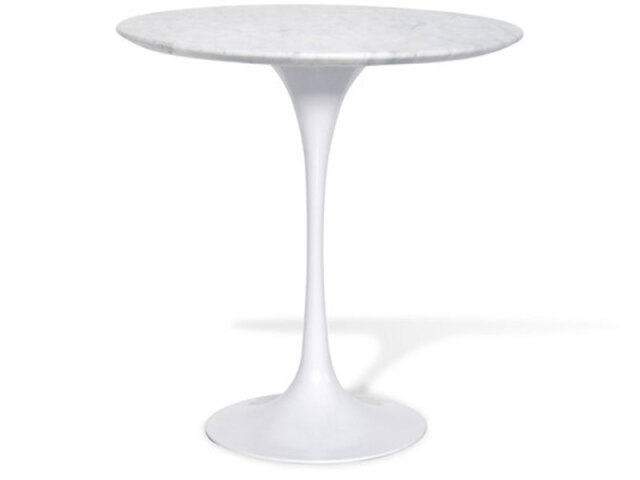 【送料無料】モダンなデザインのダイニングテーブル RN 幅100 ホワイト