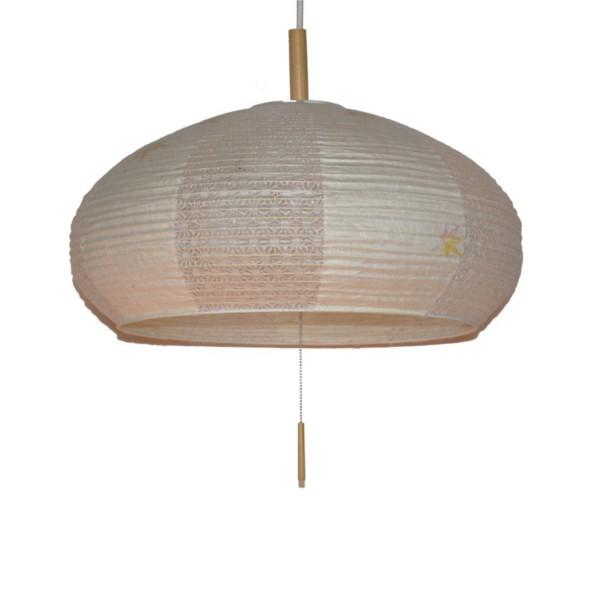 【送料無料】 和風デザイン照明 お椀型ペンダントライト 広めの和室やダイニングにおすすめ
