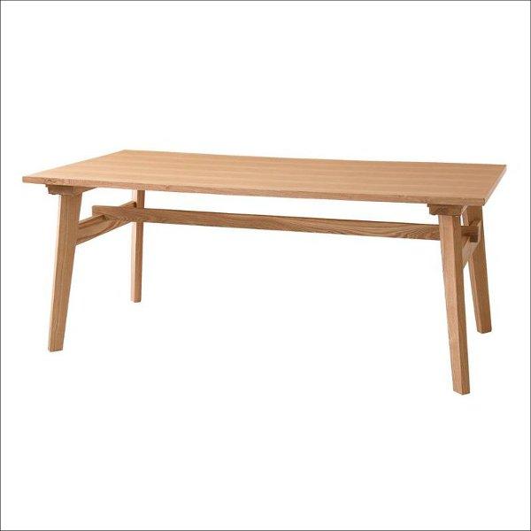 【送料無料】 リビングのようにダイニングでくつろげる ダイニングテーブル 幅160