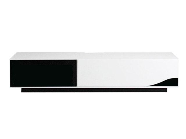 【送料無料】モダンなテレビ台 ホワイト幅150 KR 日本製
