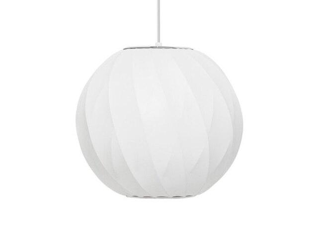<ジョージ・ネルソン> バブルランプ ボールクリスクロスペンダントランプ  Sサイズ