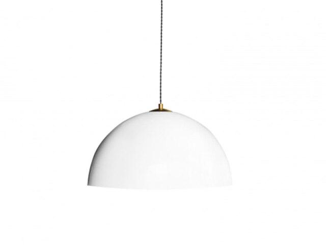 【COPEN LAMP L】シンプルで存在感のある一灯ペンダントランプ ホワイト