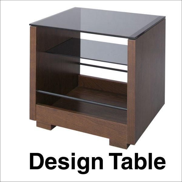 【送料無料】 おしゃれなデザインのサイドテーブル グレーのガラス天板