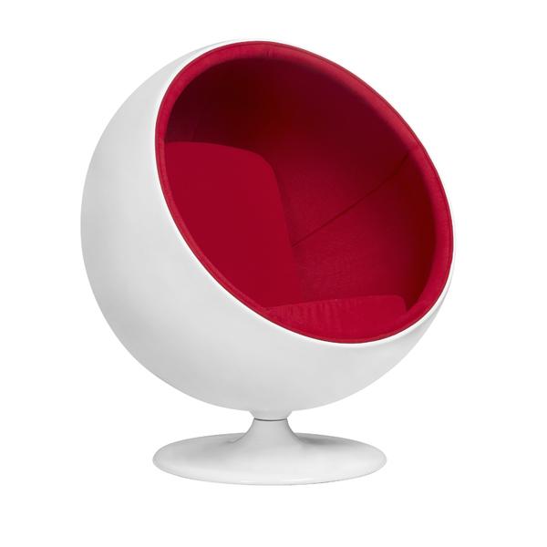 エーロ・アールニオ ボールチェア(デザイナーズ家具)