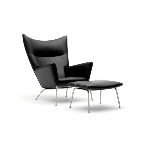 ハンス J.ウェグナー CH445ウィングチェア(デザイナーズ家具)