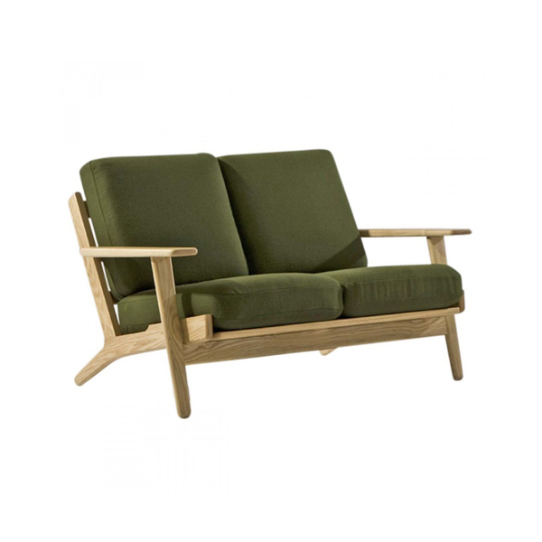 ハンス・J・ウェグナー GE290 2人掛けソファ(デザイナーズ家具)