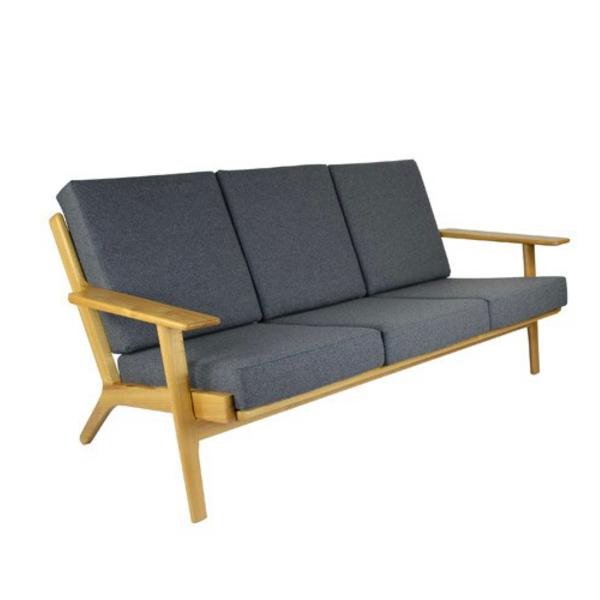ハンス・J・ウェグナー GE290 3人掛けソファ(デザイナーズ家具)