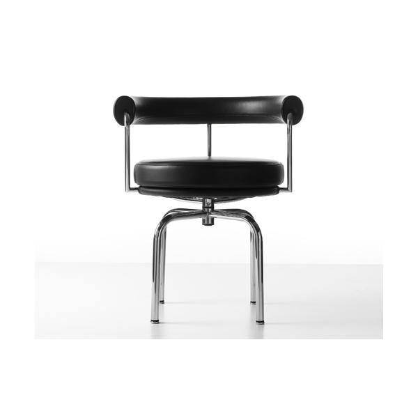 ル・コルビジェ スウィベルチェア LC7(デザイナーズ家具)