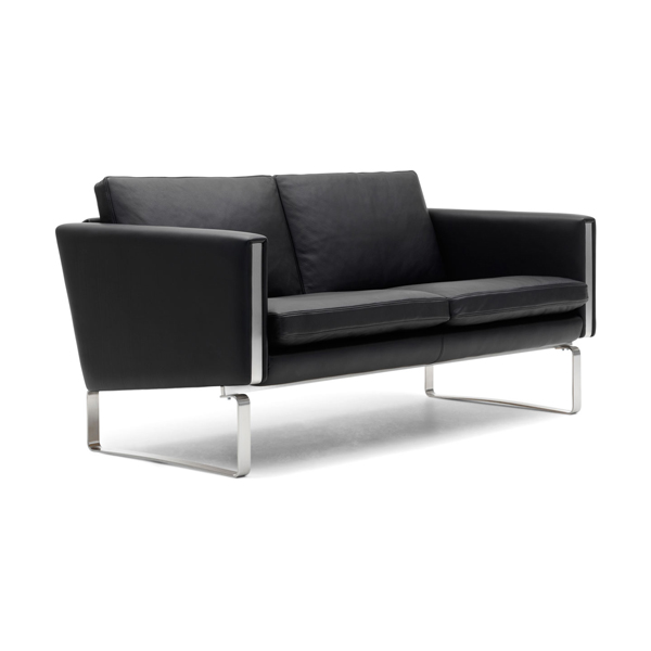 ハンス・J・ウェグナー CH101ソファ 2人掛け(デザイナーズ家具)