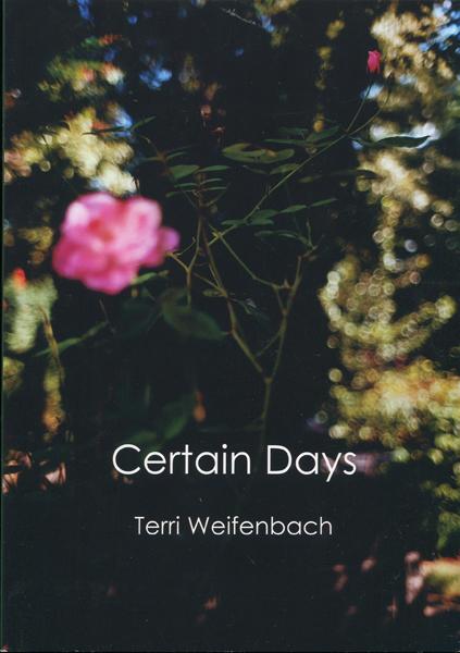 Terri Weifenbach: Certain Days