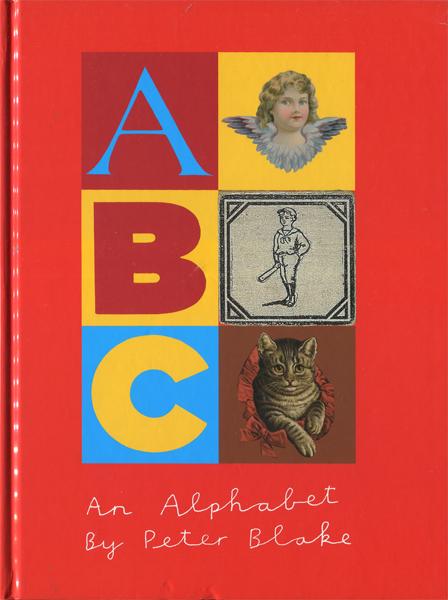 An Alphabet by Peter Blake