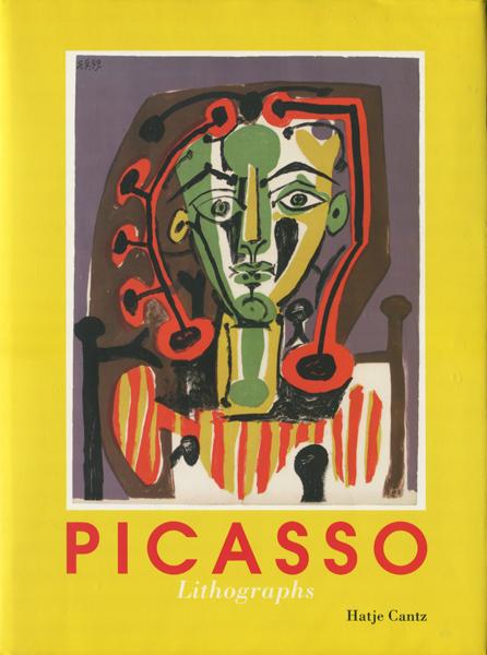 Pablo Picasso: PABLO PICASSO Lithographs