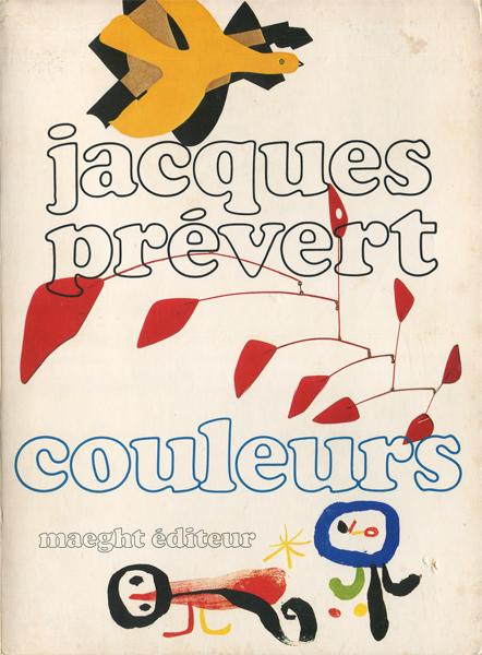 Jacques Prevert : Couleurs