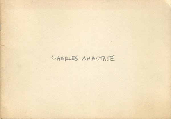 CHARLES ANASTASE