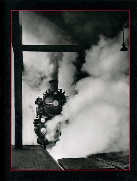 Rene Groebli: Rail Magic