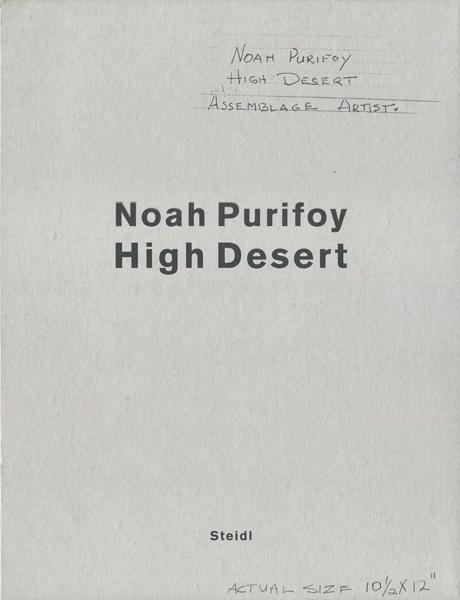 Noah Purifoy: High Desert