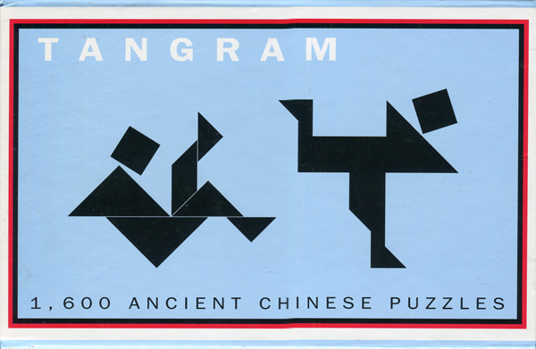 Tangram 1,600 ancient chinese puzzles