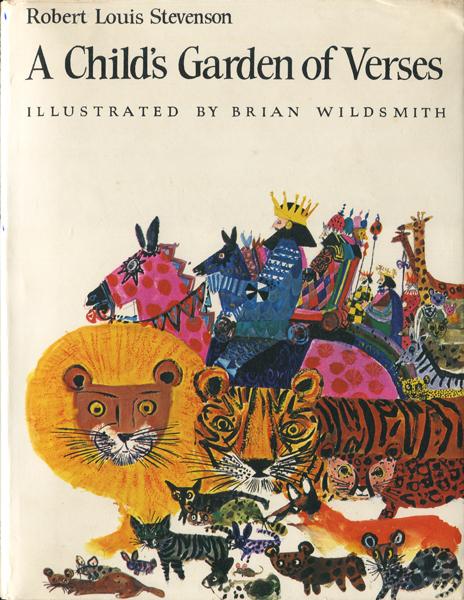 Brian Wildsmith: A Child's Garden of Verses