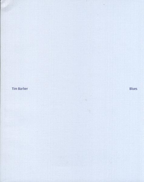 Tim Barber: Blues