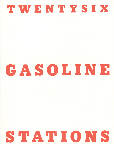 TWENTYSIX GASOLINE STATIONS