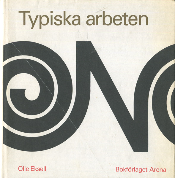 Olle Eksell: Typiska arbeten