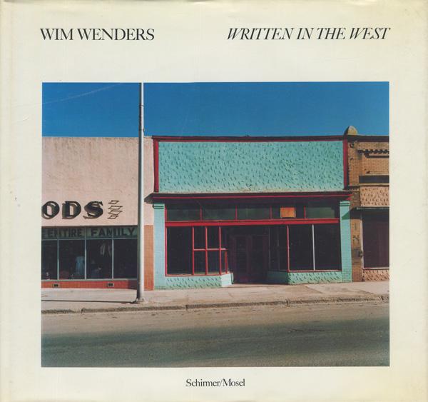 Wim Wenders: Written in the West