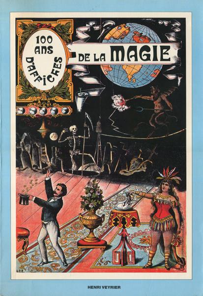 100 ans d'affiches de la Magie