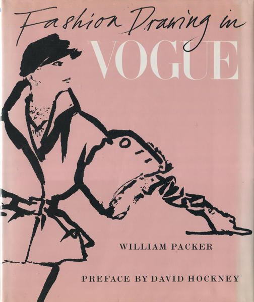 William Packer: Fashion Drawing in Vogue