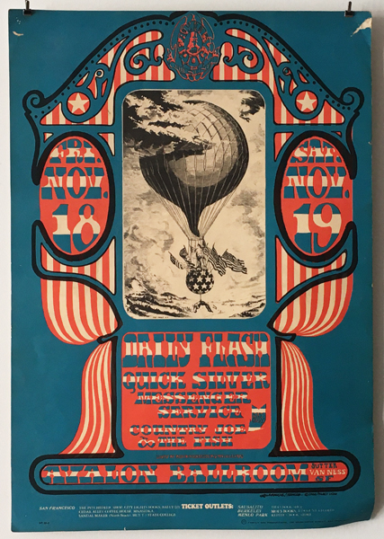 Family Dog Productions RFamily Dog Productions Rock Poster 各種 Doors / Buffalo Springfield