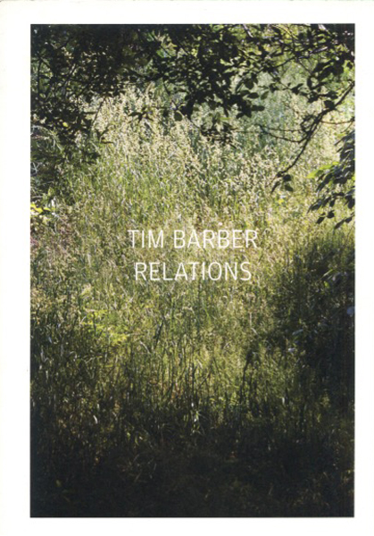 Tim Barber: New Blues [Signed]