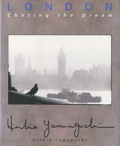 ハービー・山口 London Chasing the Dream [signed]