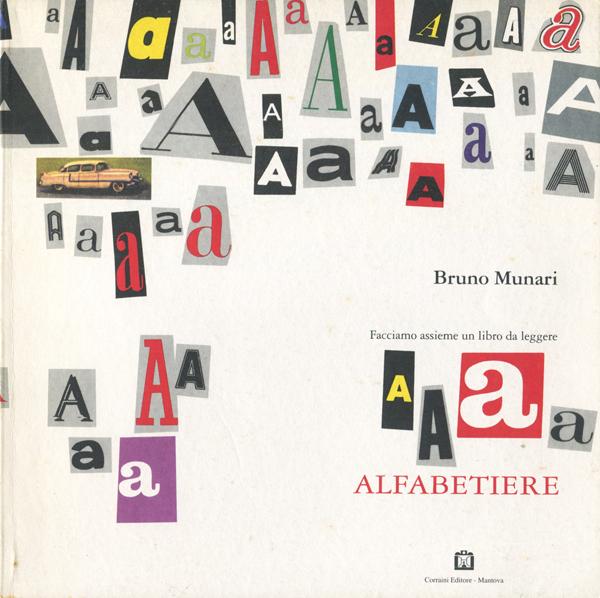 Bruno Munari: ALFABETIERE