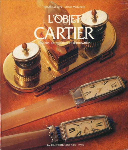 L'objet Cartier