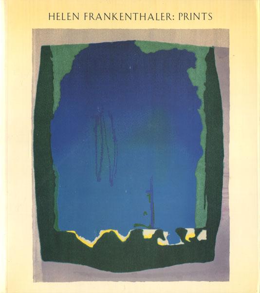 Helen Frankenthaler: Prints